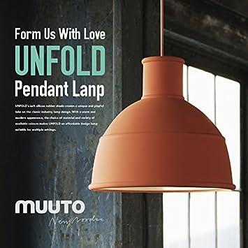 Amazon muutounfold pendant lamp muutounfold pendant lamp mozeypictures Choice Image