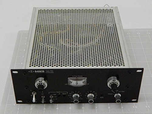 MKS Instruments 250E-1-A-PLO Pressure/Flow Control Module T86789