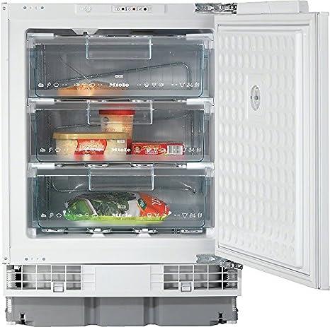 Miele F 5122 Ui - Congelador (Vertical, Incorporado, Color blanco ...