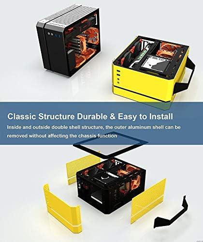 Acrylic cpu case _image4