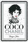 Coco Chanel : L'univers illustré d'une icône de la mode  par Hess