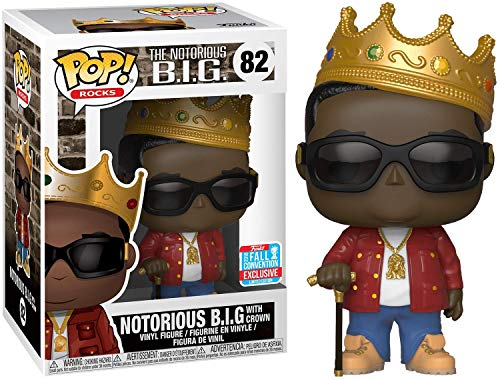 FUNKO POP! ROCKS - Notorious B.I.G. (with jersey) (Toys) 2