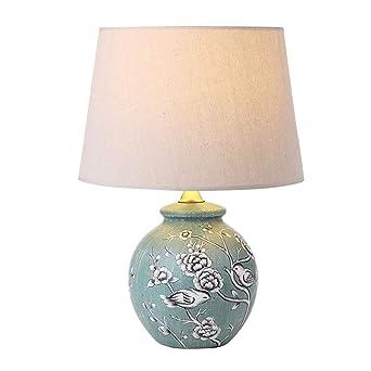 Table Céramique Chevet Chambre E27 En Lampe De Style DYH2E9IbeW