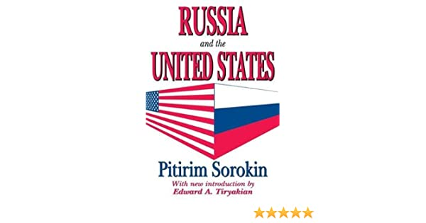 Russia and the United States  Pitirim Sorokin 188ad1d7c