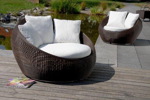 Gartenmobel Kettler Lagerverkauf Kamen : Gartenmöbel Couch Polyrattan sofa preisvergleich billiger Gartenm%c
