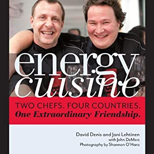 book cover of Energy Cuisine