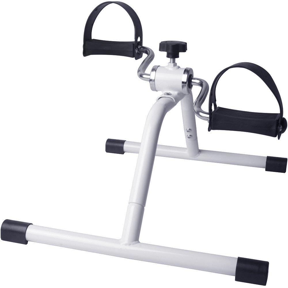 pooboo Indoor Exercise Mini Bike