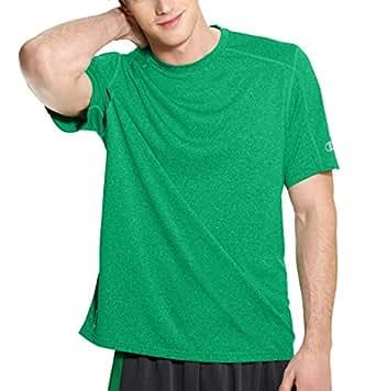Champion Vapor Heather Men's T Shirt Bright Green Heather S