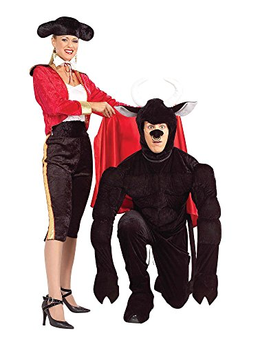 Forum Novelties Women's Totally Twosomes Lady Matador Costume,