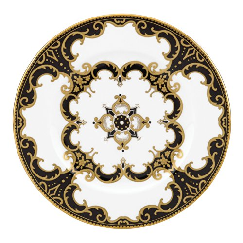 Lenox Marchesa Couture Night Salad Plate, Baroque