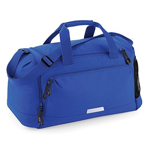 Quadra - Bolsa deportiva de viaje con asa para el hombro modelo Academy Azul marino