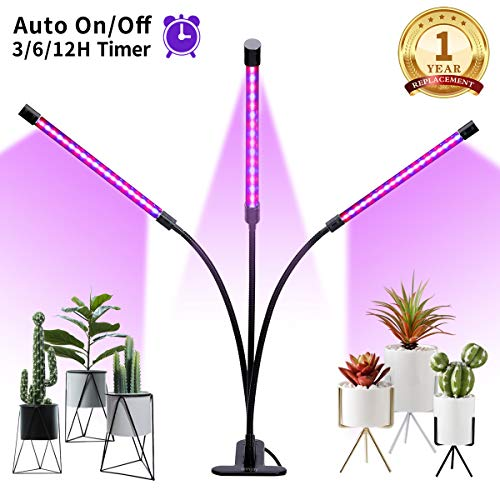 Led Plant Lights For Indoor Gardens in US - 5