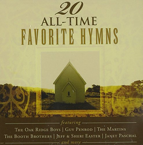 20 All-Time Favorite Hymns [2 CD] (Easter Hymns)