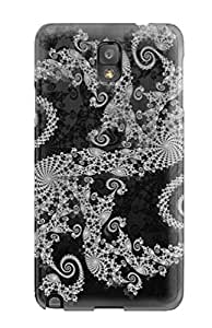 High Quality Abstract Case For Galaxy Note 3 / Perfect Case