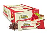 Ansi Gourmet Cheesecake Protein Bar, Raspberry Truffle, 12 Count