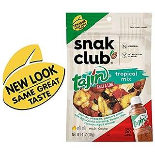 Snak Club Tajin Clasico Tropical Mix, 4-oz., 6-Count