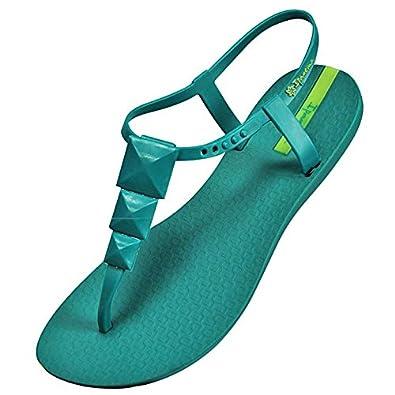 d9d517046bba1c Ipanema Teal Green Ipanema Maya Style Ultra Thin Thong Sandals Size ...