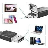 ZEUUE USB Ear Cleaning Endoscope,2 in 1 Borescope