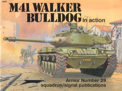 M41 Walker Bulldog in Action - Armor No. 29