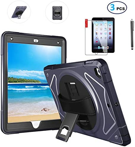 iPad Case Screen Protector Stylus