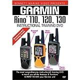 DVD Garmin Rino GPS 110, 120, 130 Instructional Training DVD