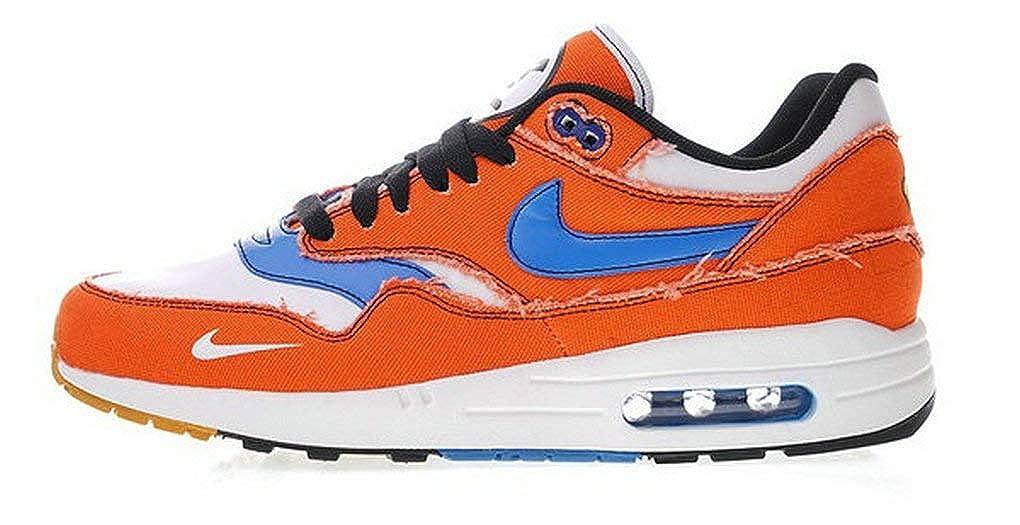 sneakers for cheap 3336e e2bfd Dragon Ball Z X Air MAX 1 OG Essential 908366-700 Orange Zapatillas de  Running para Hombre  Amazon.es  Zapatos y complementos