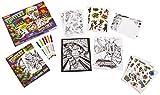 ninja turtle art kit - Cra-Z-Art Teenage Mutant Ninja Turtles Super Fun Kit