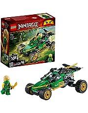LEGO Ninjago 71700 Jungle Raider Building Kit (127 Pieces)