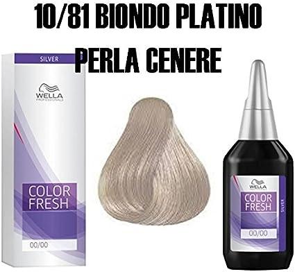 Wella, color fresh Silver 10/81 75 ml