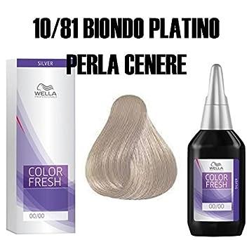 Wella Color Fresh Silver 10 81 75 ml  Amazon.co.uk  Beauty 7d44c21f4f7e