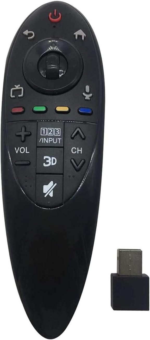 Nuevo Control Remoto para LG 3D Smart TV AN-MR500G: Amazon.es: Electrónica