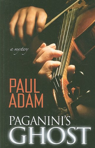 Read Online Paganini's Ghost (Thorndike Thrillers) PDF