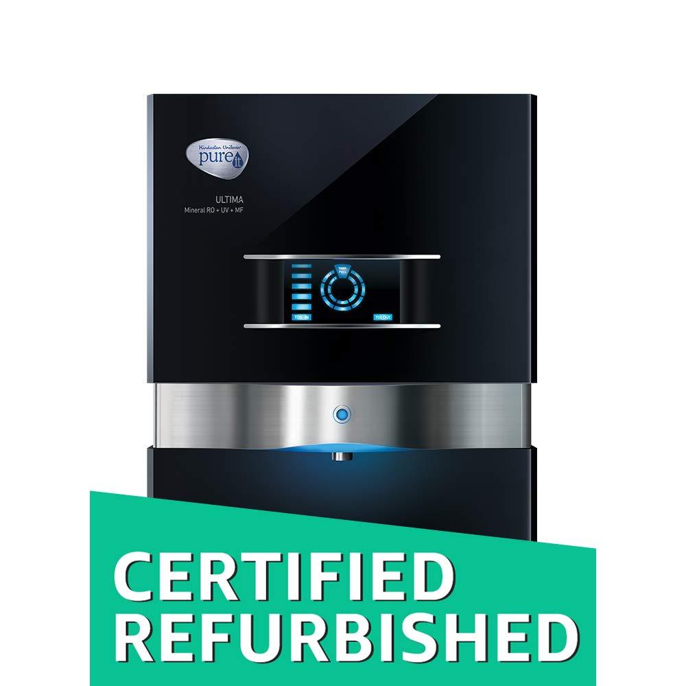 (Renewed) HUL PUREIT WDAM100 Ultima RO+UV Water Purifier
