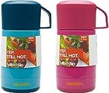 Aladdin Insulate & Go Bottle, 8 oz, Multicolor