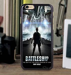 Battleship Movie Personalized Black Hard PC Case Cover For Apple Iphone 6 4.7 Inch