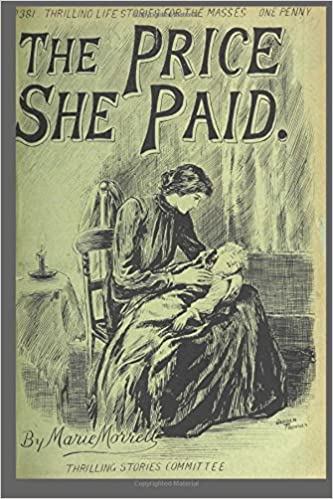 Buy Price She Paid Vintage Penny Dreadful Journal (Vintage