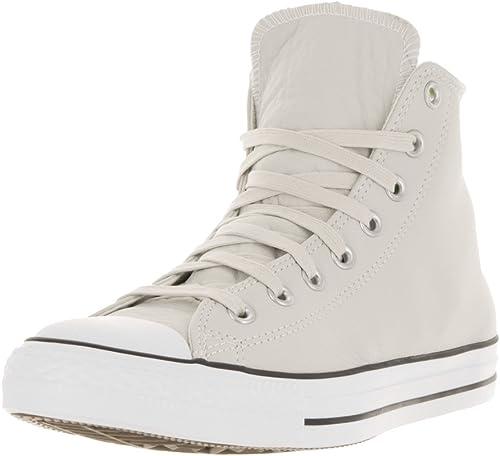 converse chuck taylor all star piel blancas