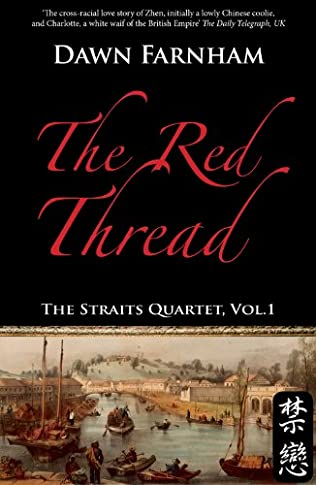 book cover of The Red Thread