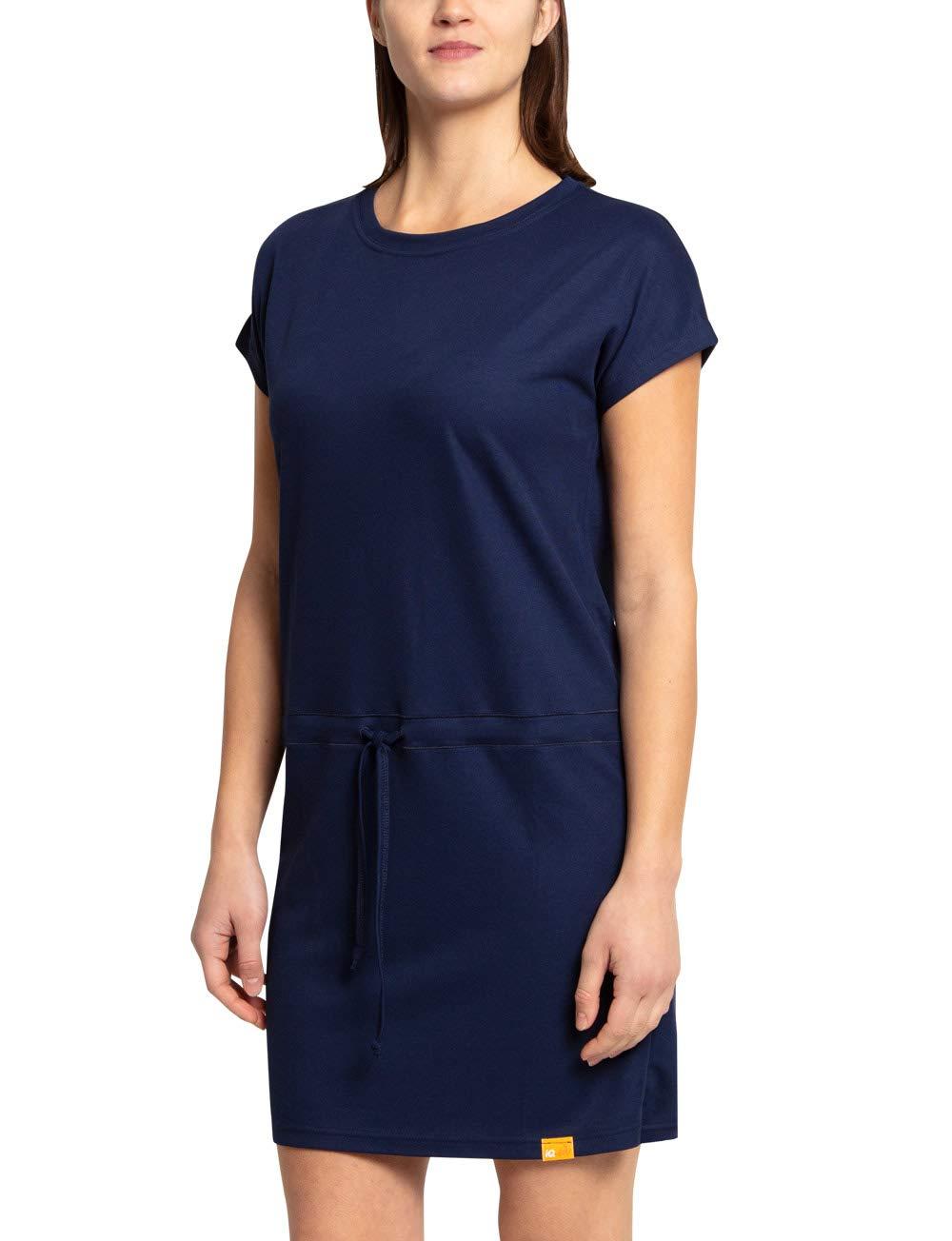 iQ-UV Damen Sonnenschutz Strandkleid Tunika