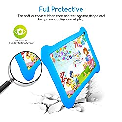Image of the product Android 90 Kids Tablet that is listed on the catalogue brand of YISENCE.