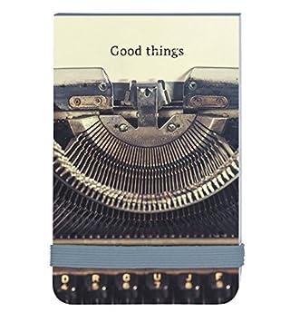 moses 80451 Papel & Muelle blöckchen Máquina de Escribir