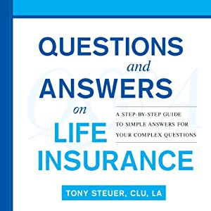 Questions and Answers on Life Insurance Audiobook