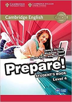 Cambridge English Prepare! Level 4 Student's Book por James Styring epub