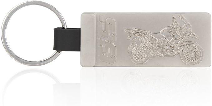 Racefoxx Schlüsselanhänger Anhänger Schlüssel Autoschlüssel Motorrad Design Für Bmw Gs Fahrer Auto