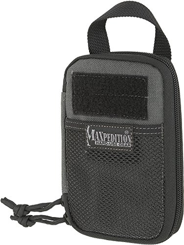 maxpedition mini  : Maxpedition Mini Pocket Organizer, Wolf Gray : Sports ...