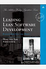 Leading Lean Software Development: Results Are not the Point (Addison-Wesley Signature Series (Beck)) Kindle Edition