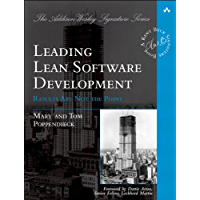 Leading Lean Software Development: Results Are not the Point (Addison-Wesley Signature Series (Beck)) (English Edition)