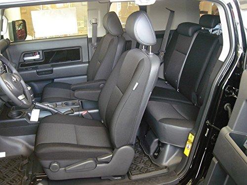 Durafit Seat Covers, FJ1-XD3 C, 2006-2014 Toyota FJ ...