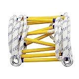 Emergency escape rope ladder 1-17 floors, Flame