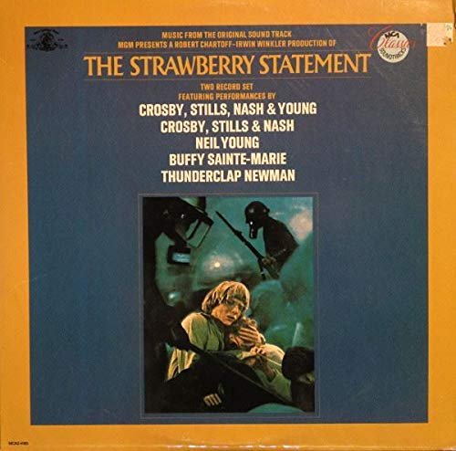 the strawberry statement LP
